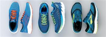 Find out when to replace your running shoes