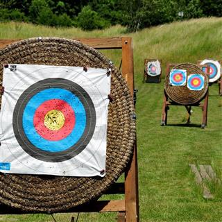 Union County Archery Range at Oak Ridge Park