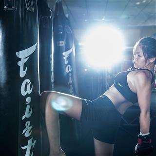 Lessing Kickboxing Academy